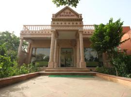 The Birder's Inn, hotel near Lohagarh Fort, Bharatpur