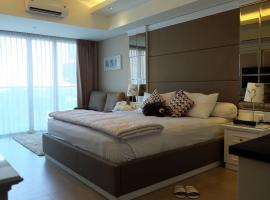 Tamansari La Grande 0605, apartemen di Bandung