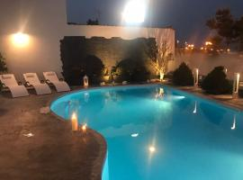 Residence del sole Manfredonia, serviced apartment in Manfredonia