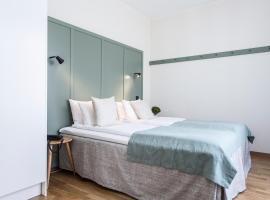 Biz Apartment Hammarby Sjöstad, hotel near Ericsson Globe, Stockholm
