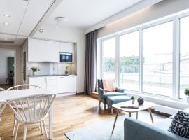 Biz Apartment Hammarby Sjöstad, apartment in Stockholm