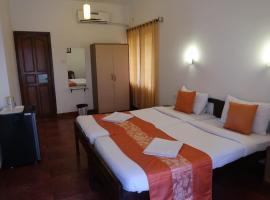 Hotel Celi, hotel near Britto's, Calangute