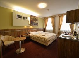 Hotel Vaka, hotel in Brno
