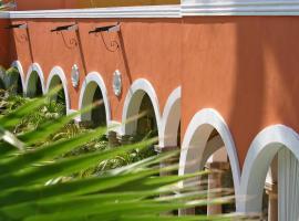 Hotel Hacienda Mérida, отель в городе Мерида