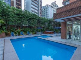 Etoile Hotels Jardins, hotel near MASP Sao Paulo, Sao Paulo