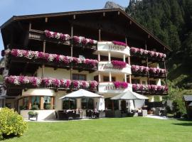 Verwöhn-Harmoniehotel Mandarfnerhof, Hotel in St. Leonhard im Pitztal