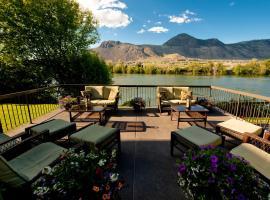 Riverland Inn & Suites, hotel in Kamloops