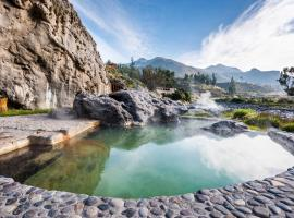 Colca Lodge Spa & Hot Springs, hotel in Yanque