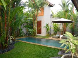 Villa Palm Kuning, villa in Ubud