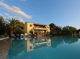 Villa Amalia Acharavi, pet-friendly hotel in Acharavi