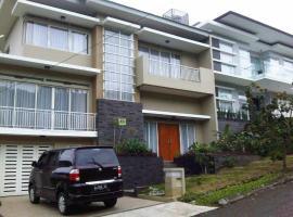 Villa Forest Hill B6, villa in Bandung