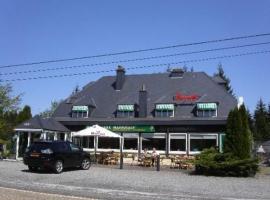 Hotel Aux Massotais, hotel near Ski Action Baraque de Fraiture, Petites Tailles