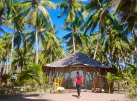Coconut Garden Beach Resort, pet-friendly hotel in Maumere