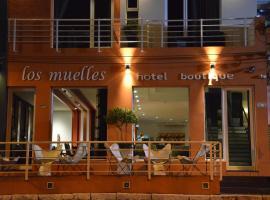 Los Muelles Boutique Hotel, hotel in Carmelo