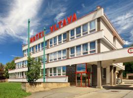 Hotel Vltava, hotel in Český Krumlov