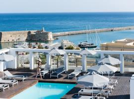 Aquila Atlantis Hotel, hotel near Heraklion International Airport - HER,