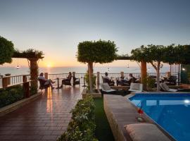 Hotel Rocca Della Sena, hotell i Tropea