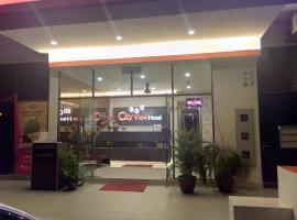 City View Hotel At KLIA & KLIA2, hotel near Kuala Lumpur International Airport - KUL, Sepang