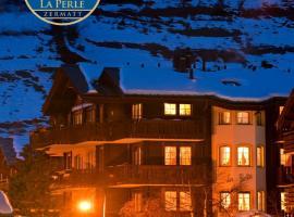 Hotel-Appartement La Perle, Ferienwohnung in Zermatt