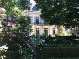 Belle Fontaine, B&B in Bourges