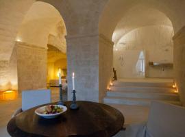 Angolo del poeta suite, hotel spa en Matera