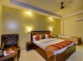 Hotel Diamond Inn, hotel in Chandīgarh