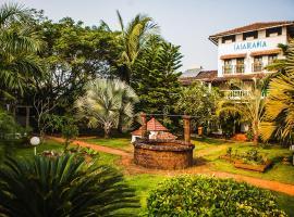 Casablanca Morjim, hotel near Chapora River, Morjim