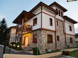 Family Hotel Perla, hotel in Lukovit
