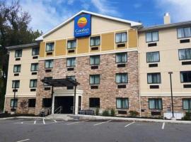 Comfort Inn & Suites Brattleboro I-91, hotel in Brattleboro