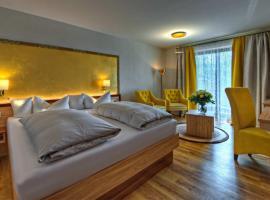 """Königshof Health & View """"Gesundheitszentrum für Naturheilverfahren"""", hotel in Oberstaufen"""
