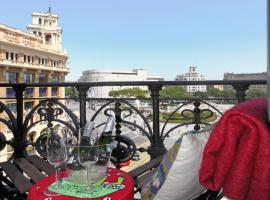 Hotel Ginebra, hotel near Boqueria Market, Barcelona