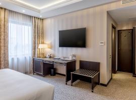 Hotel Prahova Plaza, hotel din Ploieşti