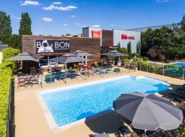 Ibis Roanne Le Coteau Hotel Restaurant、Le Coteauのホテル