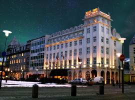 Hotel Borg by Keahotels, hotel a Reykjavik