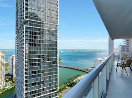 Icon Residences by SS Vacation Rentals, hotel in Miami