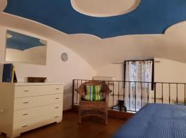 L'Ancorotto Azzurro, apartment in Gaeta