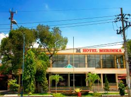 Hotel Merdeka Madiun, hotel di Madiun