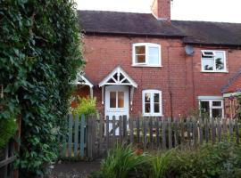 Quaint Two Bed Cottage, vacation home in Ludlow
