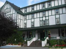 Glynmill Inn, hotel em Corner Brook