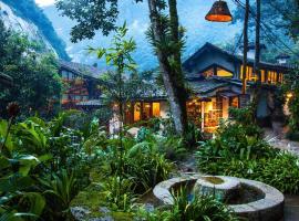 Inkaterra Machu Picchu Pueblo Hotel, spa hotel in Machu Picchu