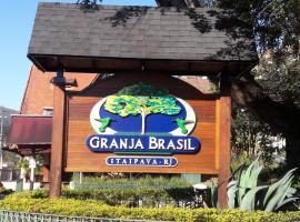 Flat 314 Granja Brasil Itaipava, apartment in Itaipava