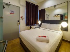 Tune Hotel KLIA Aeropolis (Airport Hotel), hotel near Kuala Lumpur International Airport - KUL,