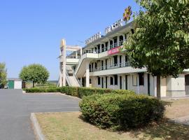 Première Classe Chateauroux - Saint Maur, hotel near Chateauroux-Centre Airport - CHR, Saint-Maur