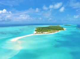 Sun Island Resort & Spa, hotel i Maamigili