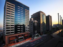 ベスト ウェスタン チェジュ ホテル、済州市のホテル