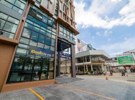 Z Sleep Hotel, hotel in Hat Yai