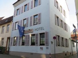 Hotel Trutzpfaff, hotel in Speyer