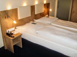 Hotel Daniel, hotel in Altstadt-Lehel, Munich