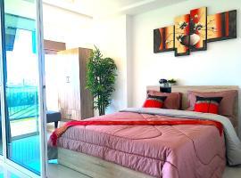 Breezy Room by Breezy House, hotel near Pattaya Floating Market, Jomtien Beach