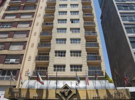 Hotel Versailles, hotel cerca de Mar del Plata Bar Association, Mar del Plata